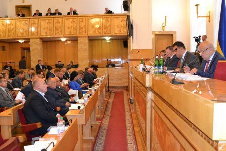 Депутати облради проситимуть передбачити у Держбюджеті на 2019 рік фінансування проектів-переможців Програм транскордонного співробітництва