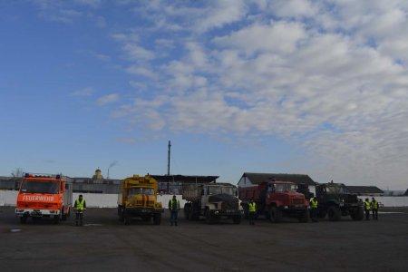 Закарпатські рятувальники готові до можливих ускладнень погодних умов