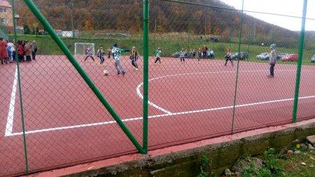 Понад 60 сучасних спортмайданчиків і дві спортивні арени збудують на Закарпатті у рамках реалізації проектів регіонального розвитку