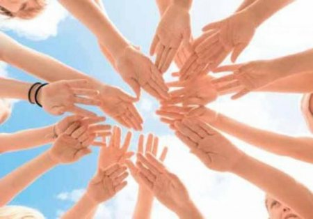 Закарпатці відзначили день волонтера (ВІДЕО)