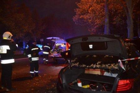 Моторошна ДТП поставила Київ на вуха: Вантажівка протаранила низку авто на шаленій швидкості (ФОТО)