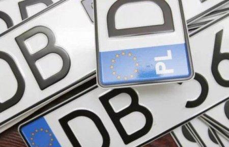 """Власники """"євроблях"""" масово знімають авто з реєстрації, поляки на цьому непогано заробляють"""