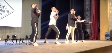 Закарпатці тріумфували у Рівненській Лізі Сміху (відео)