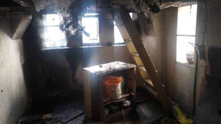 В Перечині вогнеборці ліквідували пожежу у римо-католицькому храмі (фото)