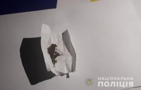 Поліцейські Дубівського відділення вилучили в місцевих мешканців наркотичні речовини