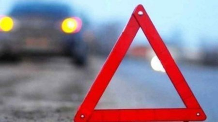 Небезпечна ДТП на українській трасі: на Полтавщині перекинулася маршрутка з 15 пасажирами