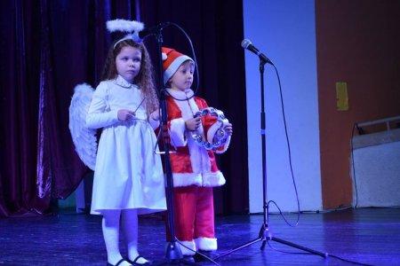 В Берегові відбувся святковий концерт дитячої школи мистецтв (фото)