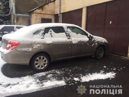 У Мукачівця вкрали іномарку: Викрадача іномарки невдовзі затримали поліцейські