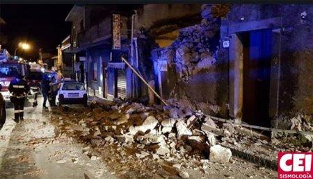 В Італії стався руйнівний землетрус: фото наслідків
