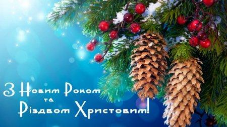 Василь Петьовка вітає краян з Новим роком та Різдвом Христовим!