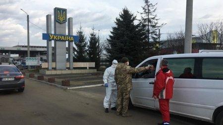 За добу в Україну в'їхало понад 15 тис. осіб: в одного експрес-тест підтвердив Covid-19