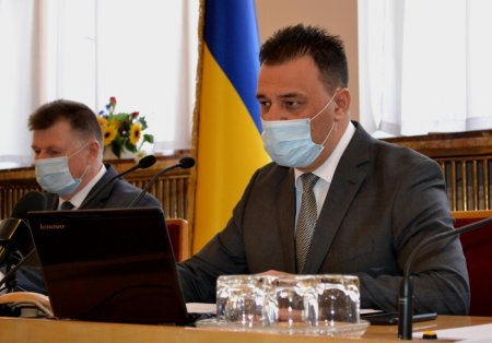 Михайло Рівіс: Самоврядці краю активно включилися у боротьбу з епідемією