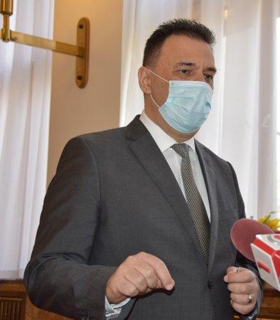Михайло Рівіс: Тести на коронавірус розподілено по районах краю