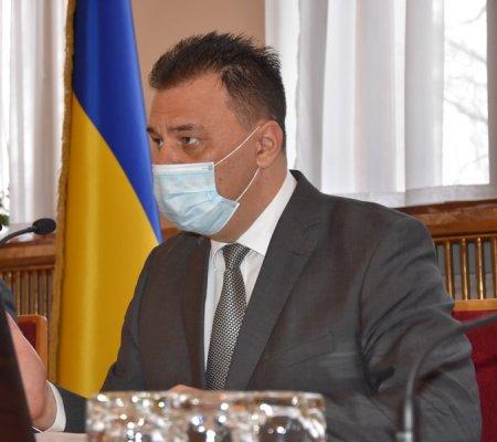 Михайло Рівіс: На території Закарпатської області також уводяться обмежувальні заходи