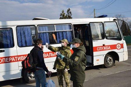 Щоб доставити 22 тисячі громадян, які прибули пішки до кордону, здійснено більше 500 автобусних рейсів