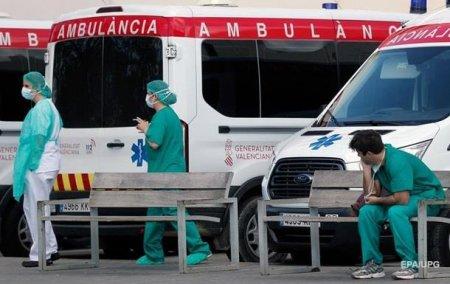 Смертельний антирекорд. За добу від коронавірусу загинули понад 800 людей