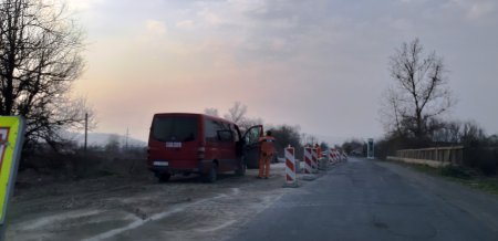 ШБУ-77 розпочало капітальний ремонт відрізку дороги Хуст-Тячів