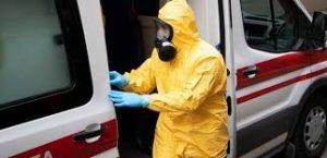 На Закарпатті, через коронавірус, священника з родиною доставили до обласної інфекційки