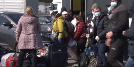 """КПП """"Тиса"""" за вихідні перетнуло більше 3 тисячі людей (відео)"""