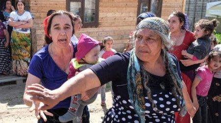 Розборки у ромському поселенні на Мукачівщині