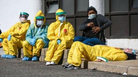 Чому коронавірусом заражаються так багато медиків