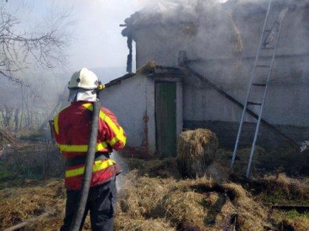 В Хусті пожежник, врятував будинок своїх сусідів від загорання (фото)