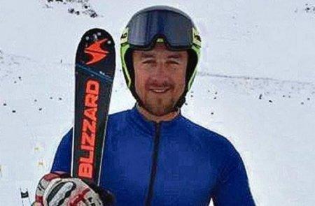 Закарпатський лижник Іван Ковбаснюк «ізолювався» від пандемії на гору Близницю