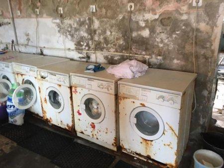 Моторошна пральня в Закарпатській лікарні у всіх на вустах (відео)