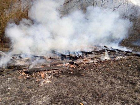 За день закарпатські рятувальники ліквідували півсотні пожеж в екосистемах