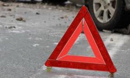На  Мукачівщині трапилась ДТП: автомобіль збив пішохода