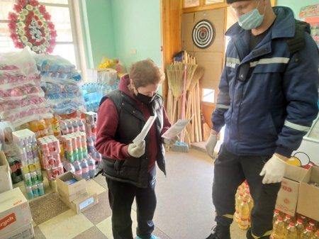 Закарпатські рятувальники продовжують роботу, спрямовану на протидію поширенню коронавірусної інфекції