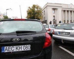 Розмитнення авто з єврономерами може стати доступнішим