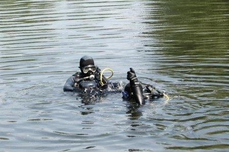 В річці Уж знайшли труп людини
