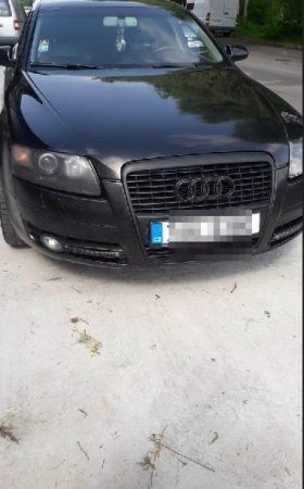 На Тячівщині поліція виявила у водія, який порушив ПДР, холодну зброю (фото)