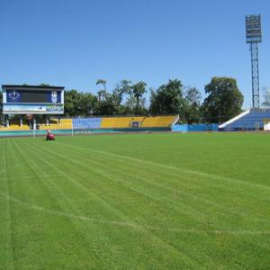 Будівництво спортивного комплексу на Ужгородщині – на завершальній стадії