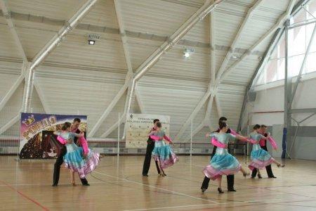 У Тячеві презентували спортивні танці (фото)