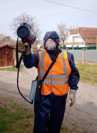 В одному із сіл Мукачівщини ліквідували витік газу на підземному газопроводі (фото)