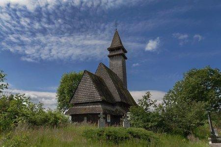 На Рахівщині знаходиться одна з найстаріших церков України (ФОТО)