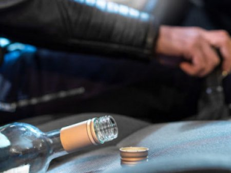 На Закарпатті за добу виявлено трьох п'яних водіїв, два з яких керували без водійських посвідчень