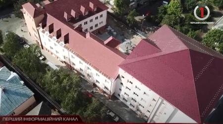 """У Мукачеві найближчим часом запрацює """"Поліклініка майбутнього"""" (відео)"""