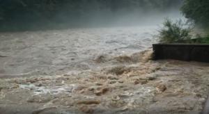 На Закарпатті оголосили гідрологічне штормове попередження