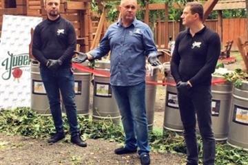 В Ужгороді з'явилось власне іменне пиво (фото)