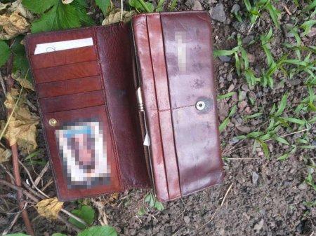В Берегові пограбували стареньку жінку (фото)