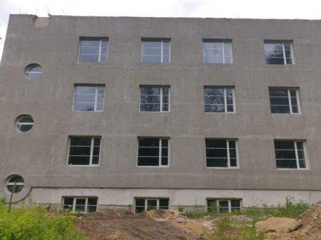 У Нижній Апші триває будівництво тублікарні за грантові кошти (фото)
