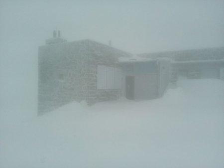Літо прийшло: у горах Рахівщини третій день сніжить (ФОТО)