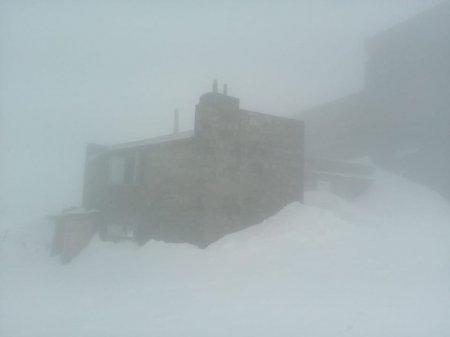 На Рахівщині у горах зима не відступає (ФОТО)