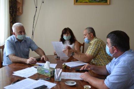 Додаткові надходження в районний бюджет та соціальні виплати - результати зустрічі в Тячівській РДА