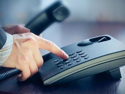 """Завтра в ОДА працюватиме """"гаряча"""" телефонна лінія"""