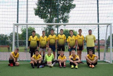 Юнаки ФК «Тиса» (Буштино») втретє перемагають у серії товариських матчів (фото)