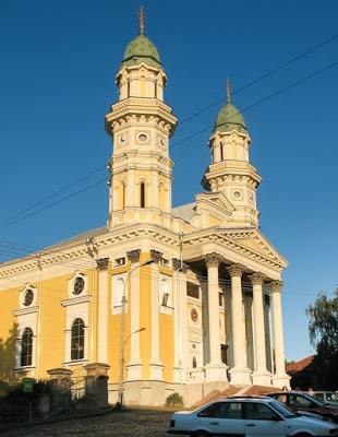 На території Закарпатської області УГКЦ планує створити власну Мукачівську митрополію